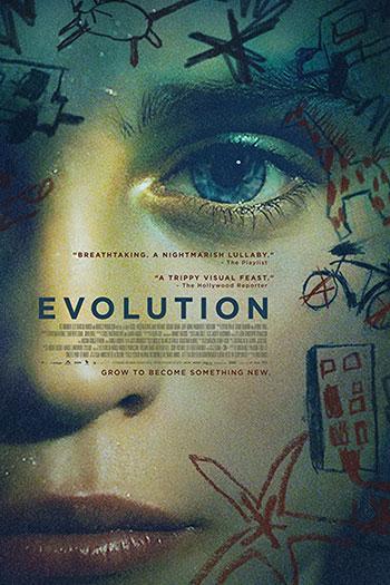 دانلود زیرنویس فیلم Evolution 2015