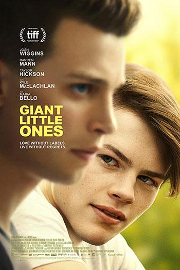 Giant Little Ones 2018