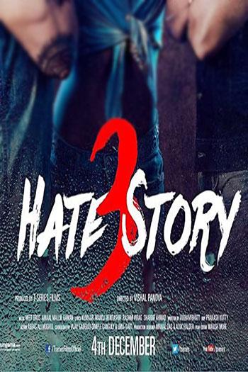 دانلود زیرنویس فیلم Hate Story 3 2015