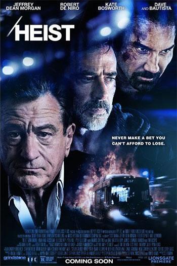 دانلود زیرنویس فیلم Heist 2015