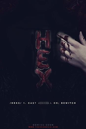 دانلود زیرنویس فیلم Hex 2018