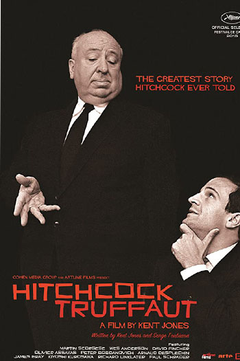 Hitchcock Truffaut 2015