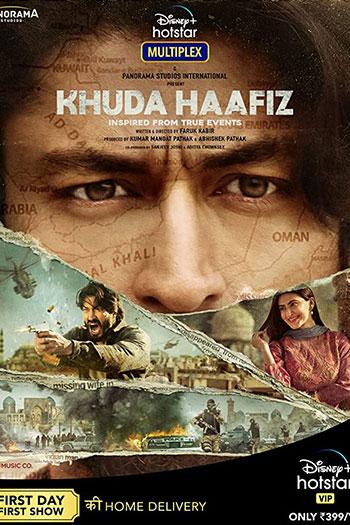 دانلود زیرنویس فیلم Khuda Haafiz 2020