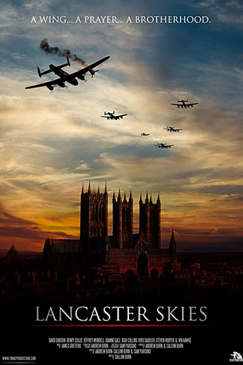 دانلود زیرنویس فیلم Lancaster Skies 2019