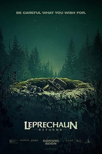 دانلود زیرنویس فیلم Leprechaun Returns 2018