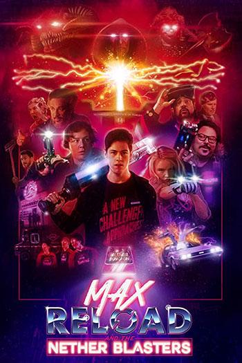 دانلود زیرنویس فیلم Max Reload and the Nether Blasters 2020