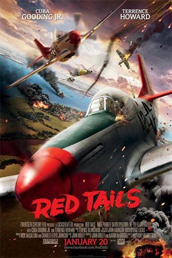 دانلود زیرنویس فیلم Red Tails 2012