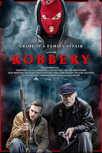 دانلود زیرنویس فیلم Robbery 2018