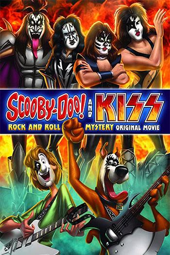 دانلود زیرنویس انیمیشن Scooby-Doo! And Kiss: Rock and Roll Mystery 2015