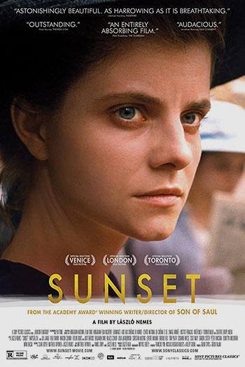 دانلود زیرنویس فیلم Sunset 2018