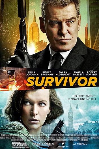 دانلود زیرنویس فیلم Survivor 2015