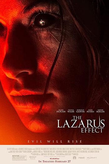 دانلود زیرنویس فیلم The Lazarus Effect 2015