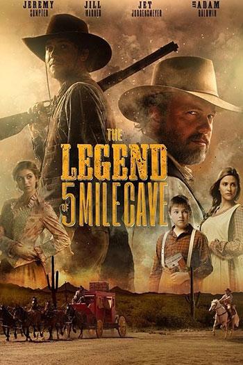 دانلود زیرنویس فیلم The Legend of 5 Mile Cave 2019