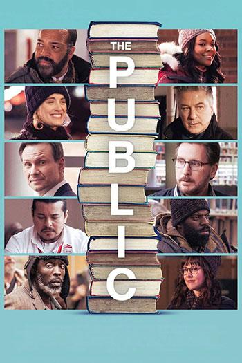 دانلود زیرنویس فیلم The Public 2018