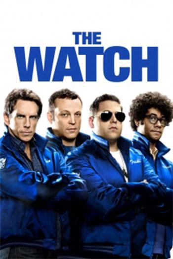 دانلود زیرنویس فیلم 2012 The Watch