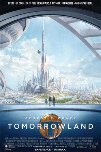 دانلود زیرنویس فیلم Tomorrowland 2015