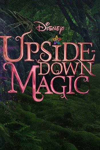 دانلود زیرنویس فیلم Upside-Down Magic 2020