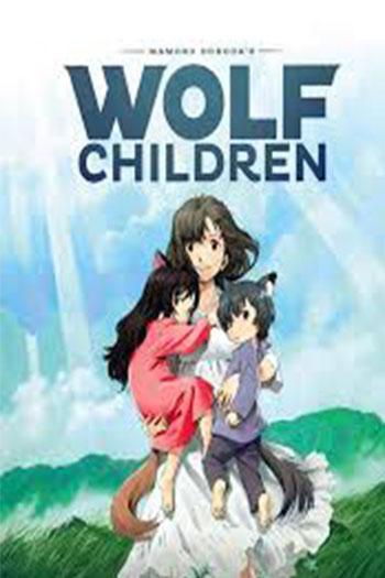 دانلود زیرنویس انیمیشن Wolf Children 2012