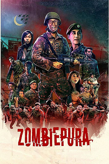 دانلود زیرنویس فیلم Zombiepura 2018