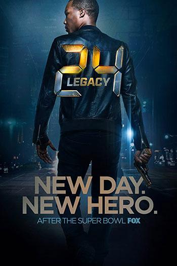 دانلود زیرنویس سریال 24 Legacy