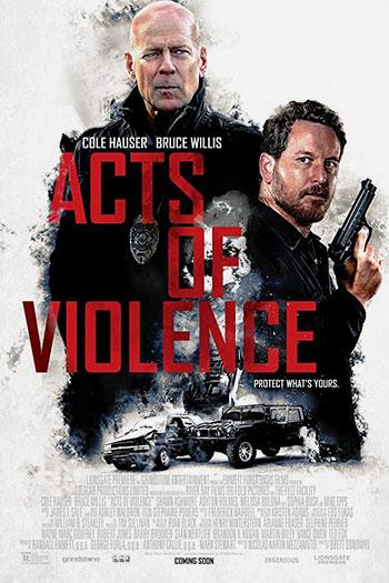 دانلود زیرنویس فیلم Acts of Violence 2018