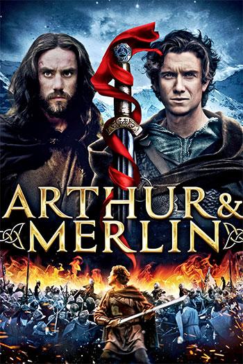 دانلود زیرنویس فیلم Arthur & Merlin 2015