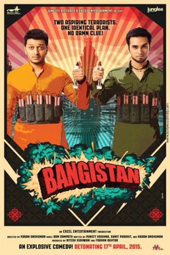 دانلود زیرنویس فیلم 2015 Bangistan
