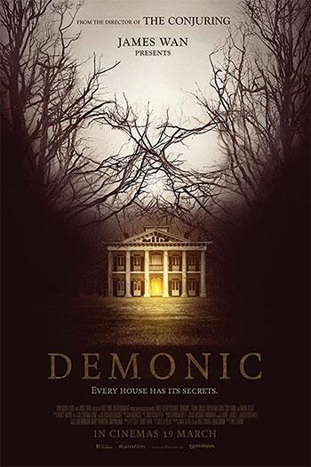 دانلود زیرنویس فیلم Demonic 2015
