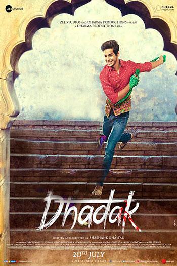 Dhadak 2018