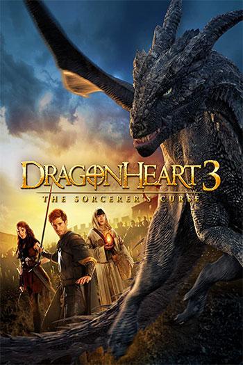 دانلود زیرنویس فیلم Dragonheart 3: The Sorcerer's Curse  2015