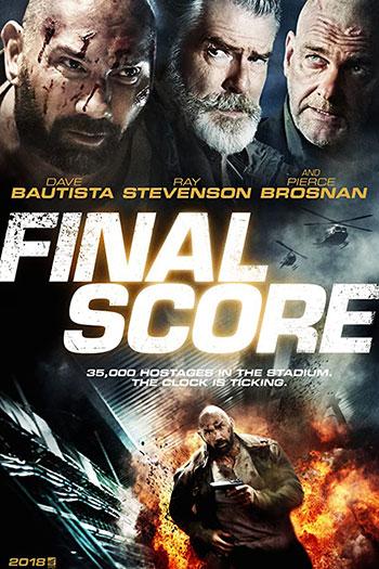 دانلود زیرنویس فیلم Final Score 2018