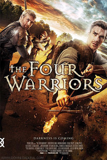 Four Warriors 2015