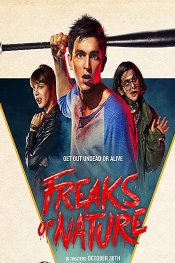دانلود زیرنویس فیلم Freaks of Nature 2015