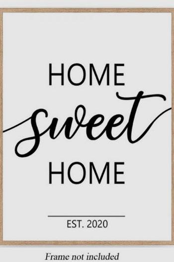 دانلود زیرنویس فیلم Home Sweet Home 2020