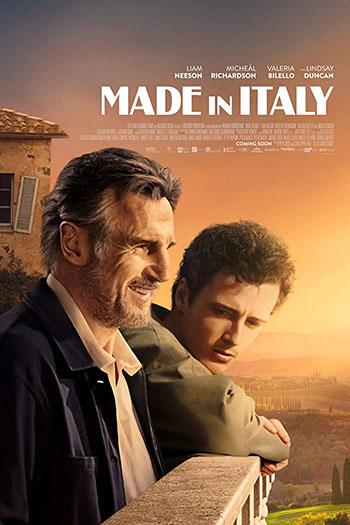 دانلود زیرنویس فیلم Made in Italy 2020