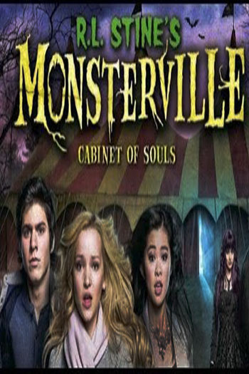 دانلود زیرنویس فیلم R.L. Stine's Monsterville: Cabinet of Souls 2015