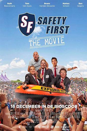 دانلود زیرنویس فیلم Safety First The Movie 2015