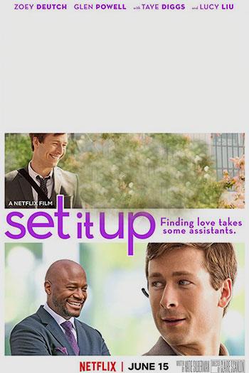 دانلود زیرنویس فیلم Set It Up 2018