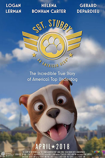 Sgt. Stubby An American Hero 2018