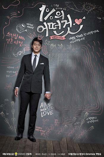 دانلود زیرنویس سریال کره ای Something About 1%