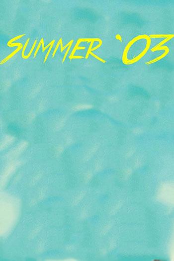 دانلود زیرنویس فیلم Summer 03 2018