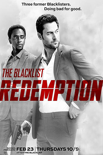 دانلود زیرنویس سریال The Blacklist Redemption