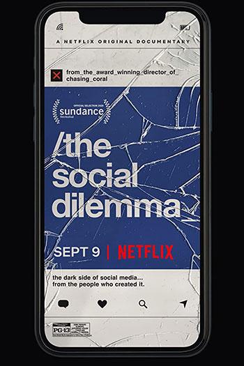 دانلود زیرنویس مستند The Social Dilemma 2020