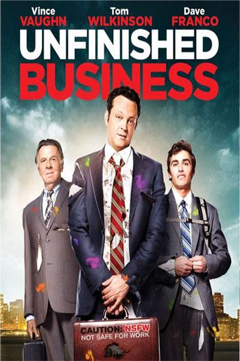 دانلود زیرنویس فیلم Unfinished Business 2015