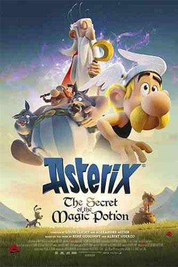 دانلود زیرنویس انیمیشن Asterix: The Secret of the Magic Potion 2018