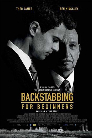 دانلود زیرنویس فیلم Backstabbing for Beginners 2018