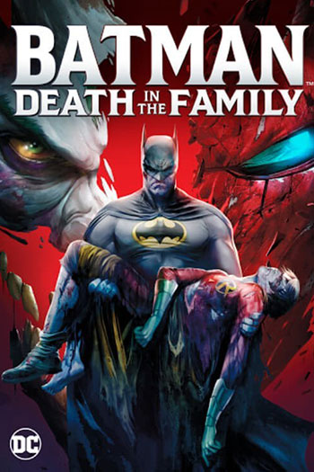 Batman Death in the Family 2020