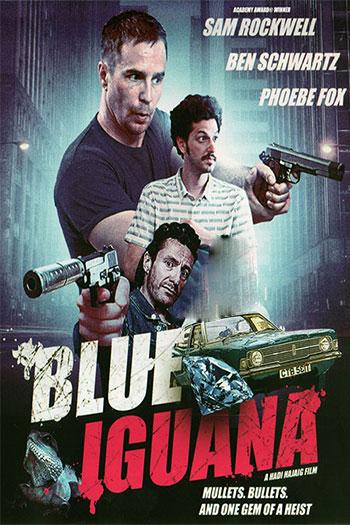 دانلود زیرنویس فیلم Blue Iguana 2018