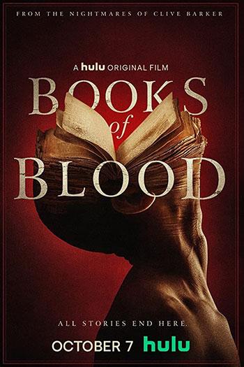 دانلود زیرنویس فیلم Books of Blood 2020