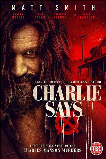 دانلود زیرنویس فیلم Charlie Says 2018